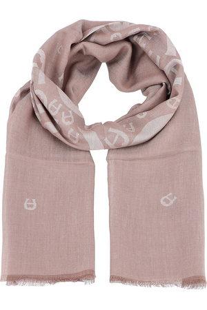 Aigner Logo Schal 190 Cm in , Tücher & Schals für Damen