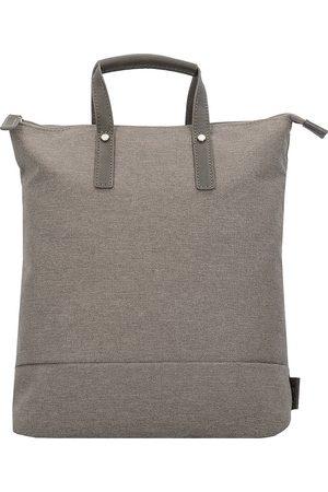 Jost Bergen X-Change 3in1 Bag Xs City Rucksack 32 Cm in mittelbraun, Rucksäcke für Damen