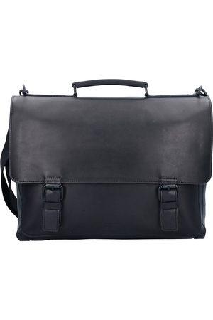 Jost Futura Aktentasche Leder 38 Cm Laptopfach in , Businesstaschen für Herren