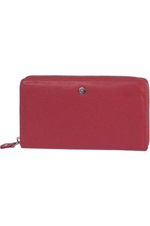 Greenburry Spongy Geldbörse Leder 19 Cm in , Geldbörsen für Damen