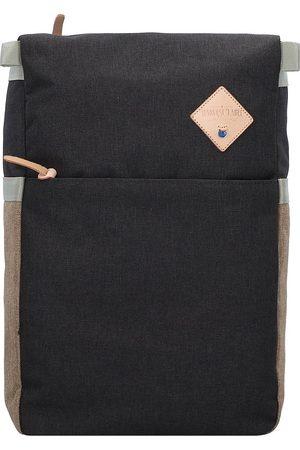 Harvest Label Iwaki Rucksack 41 Cm Laptopfach in mittelbraun, Rucksäcke für Damen