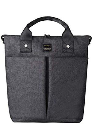Kah&Kee Laptop Rucksack Einkaufstasche Handtasche Verdeckter Riemen Computerfach Reiseschule FüR Frauen Mann