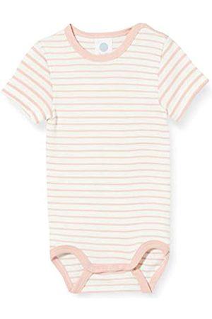 Sanetta Baby-Mädchen Streifen Kurzarm Body