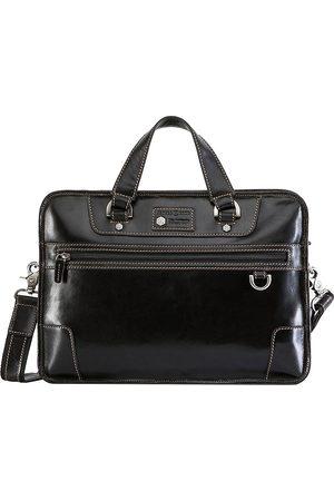 Jekyll & Hide Oxford Aktentasche Rfid Leder 39 Cm Laptopfach in , Businesstaschen für Herren