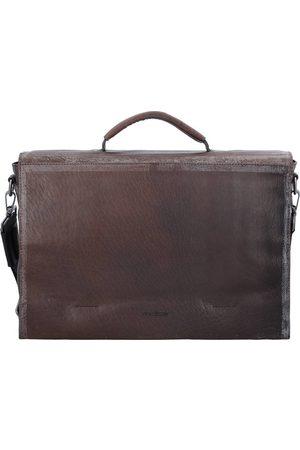 Strellson Coleman 2.0 Aktentasche Leder 41 Cm Laptopfach in mittelbraun, Businesstaschen für Herren