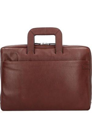 Picard Herren Laptop- & Aktentaschen - Relaxed Aktentasche Rfid Leder 38 Cm in mittelbraun, Businesstaschen für Herren