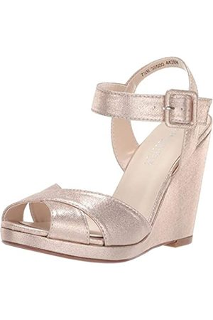 Touch Ups Stormy Wedge-Sandalen, (Nude)
