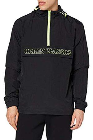 Urban classics Herren Contrast Pull Over Jacket Windjacke