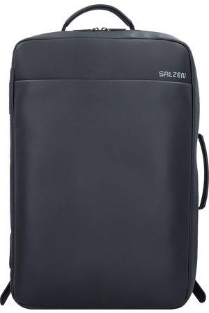 Salzen Damen Reisetaschen - Weekend Rucksack Leder 46 Cm Laptopfach in , Rucksäcke für Damen