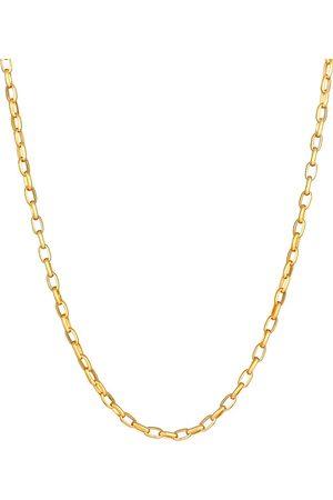Kuzzoi Herren Halsketten - Halskette Herren Rundanker Oval Basic 925 Silber in , für Herren