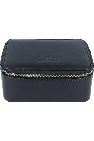 Windrose Basic Collection Nappa Schmucketui Leder 14 Cm in , für Damen