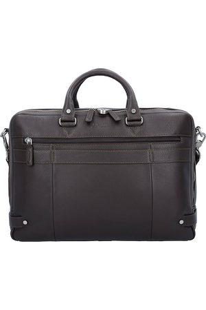 Picard Origin Aktentasche Leder 41 Cm Laptopfach in mittelbraun, Businesstaschen für Herren