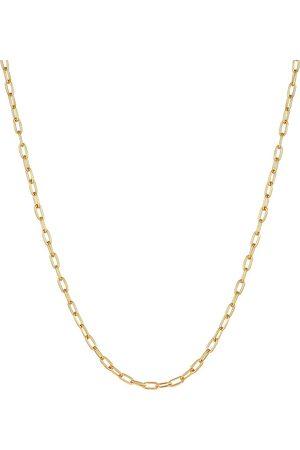 Kuzzoi Halskette Herren Gliederkette Oval Basic Fein 925 Silber in , für Herren