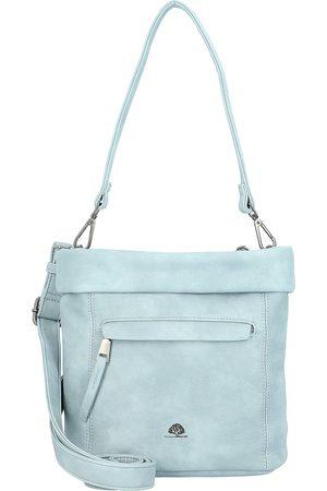 Greenburry Leni Mad'l Dasch Schultertasche 26 Cm in hellblau, Schultertaschen für Damen