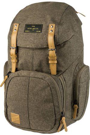 Nitro Urban Weekender Rucksack 55 Cm Laptopfach in mittelgrün, Rucksäcke für Damen