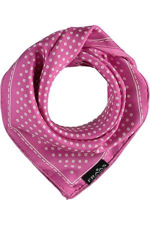 Fraas Nickituch Aus Reiner Seide in pink, Tücher & Schals für Damen