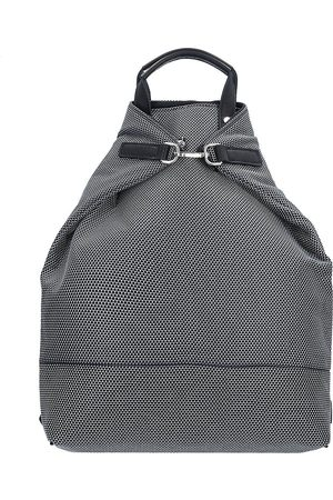 Jost Mesh X-Change 3in1 Bag L Rucksack 46 Cm Laptopfach in mittelgrau, Rucksäcke für Damen