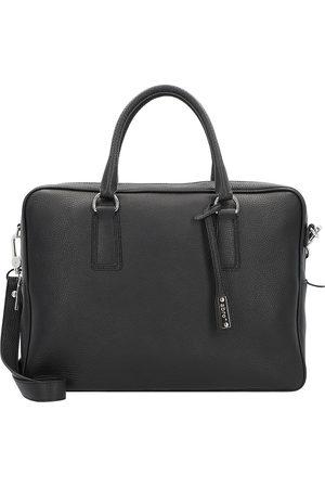 Abro+ Adria Aktentasche Leder 38 Cm in , Businesstaschen für Herren
