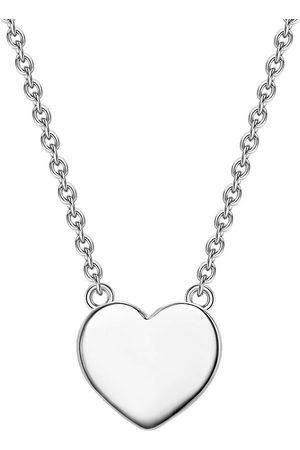 Glanzstücke Halskette Herz in , Schmuck für Damen