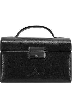 Windrose Damen Koffer - Merino Schmuckkoffer 15 Cm in , für Damen