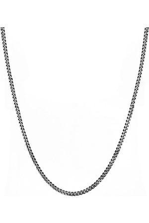 Kuzzoi Halskette Basic Männer Panzerkette Massiv Robust 925 Silber in , für Herren