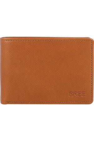 Bree Oxford 138 Geldbörse Leder 10 Cm in dunkelbraun, Geldbörsen für Herren