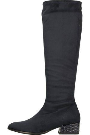 rapisardi Stiefel in dunkelblau, Stiefel für Damen
