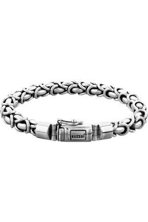 Kuzzoi Armband Herren Panzerarmband Königskette Basic 925 in , für Herren