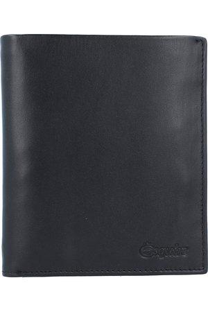 Esquire New Silk Geldbörse Leder 10 Cm in , Geldbörsen für Herren