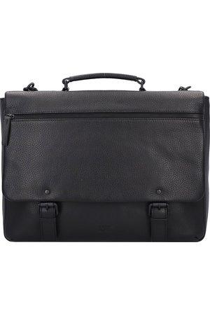 Jost Stockholm Aktentasche Leder 34 Cm Laptopfach in , Businesstaschen für Herren