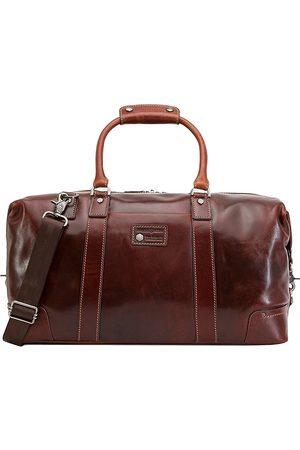 Jekyll & Hide Oxford Weekender Reisetasche Rfid Leder 50 Cm in dunkelbraun, Sport- & Freizeittaschen für Damen