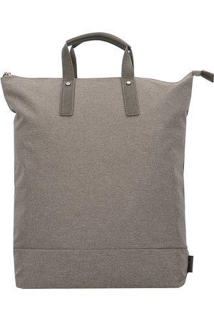 Jost Bergen X-Change 3in1 Bag S Rucksack 40 Cm Laptopfach in mittelgrau, Rucksäcke für Damen