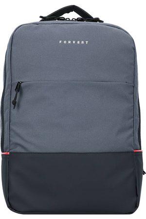 Forvert Damen Rucksäcke - Lance Rucksack 42 Cm Laptopfach in mittelgrau, Rucksäcke für Damen