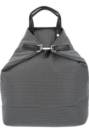 Jost Mesh X-Change 3in1 Bag S City Rucksack 40 Cm Laptopfach in mittelgrau, Rucksäcke für Damen