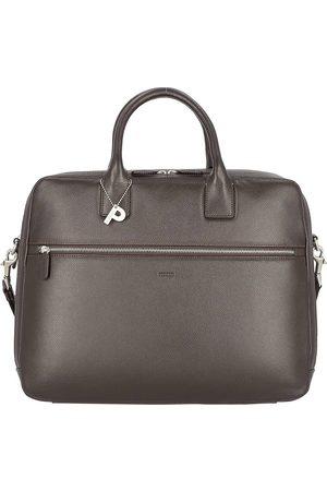 Picard Milano Aktentasche Leder 42 Cm Laptopfach in mittelbraun, Businesstaschen für Herren