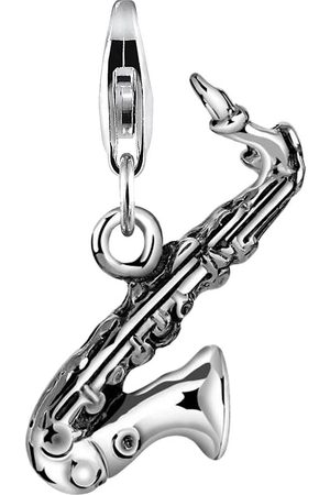 Nenalina Charm Saxophon Musik Instrument 925 Sterling in , Schmuck für Damen