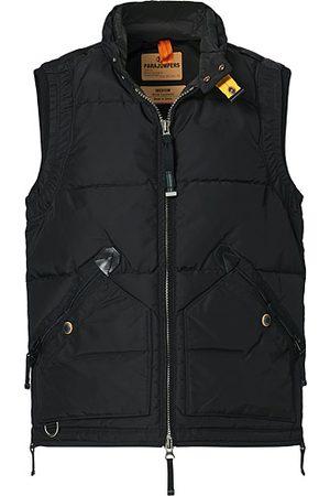 Parajumpers Herren Westen - Kobuk Masterpiece Vest Black