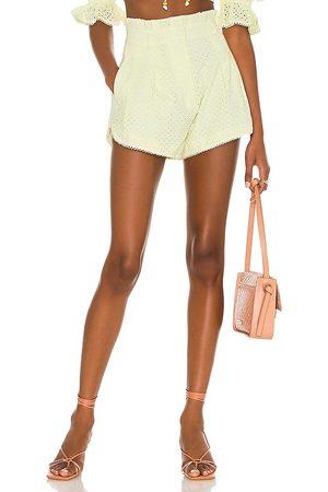 MAJORELLE Thalia Shorts in . Size XXS, XS, S, M, XL.