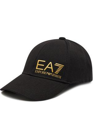 EA7 Damen Caps - 275936 0P010 77520 Black/Gold
