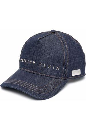 Philipp Plein Hüte - Baseballkappe mit Logo-Schild