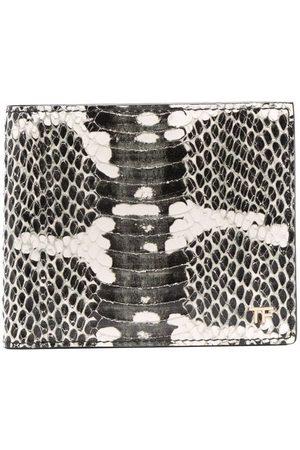 Tom Ford Herren Geldbörsen & Etuis - Snakeskin-print wallet