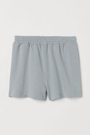 H&M Sweatshorts aus Baumwolle