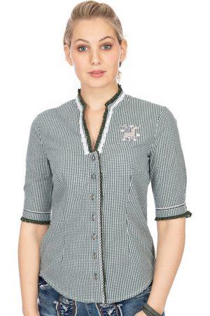 MARJO Damen Trachtenblusen - Bluse P07 SANDY