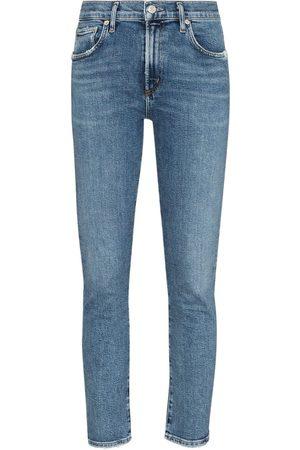 AGOLDE Tony Skinny-Jeans