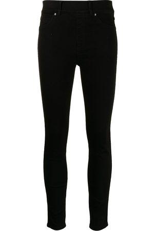 Spanx Halbhohe Skinny-Jeans
