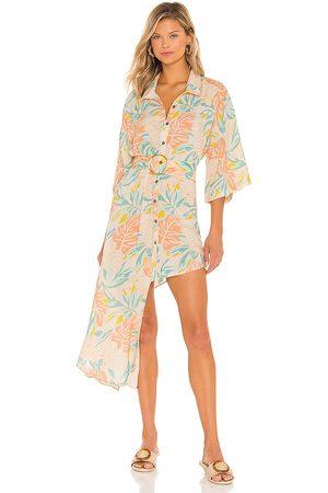 Jen's Pirate Booty Aloha High Tide Dress in . Size XS, S, M.