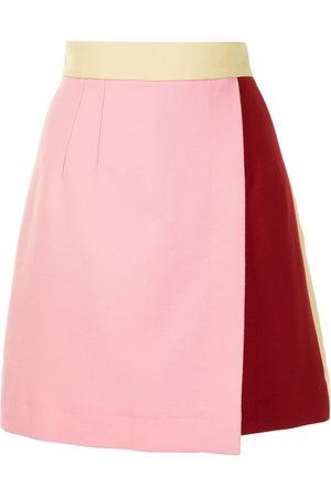 Dolce & Gabbana Taillenrock in Colour-Block-Optik