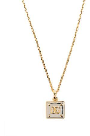 Dolce & Gabbana Halskette mit DG-Logo