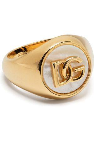 Dolce & Gabbana Ring mit Perlendetail