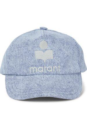 Isabel Marant Baseballcap Tyron aus Baumwolle
